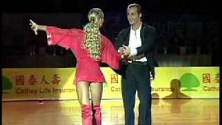 世界拉丁舞冠軍-Riccardo Cocchi & Yulia Zagoruychenko 1