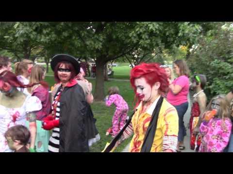 Pre 2013 Lawrence Zombie Walk