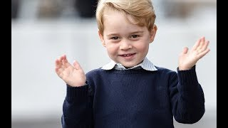 О чем мечтает маленький принц Джордж узнал весь мир