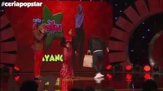 Ceria Popstar 3: Oops! Popstar Konsert Semi Final (Part 1) - Dayang dapat bantal dari Izzue Islam!