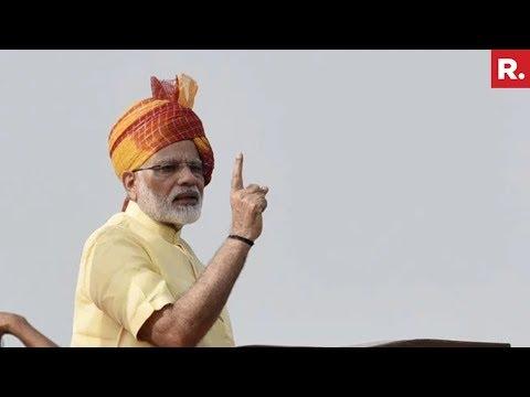 Shiv Sena Slams PM Modi For His Independence Day Speech