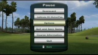 Tiger Woods PGA Tour 11 Wii Sneak Peak