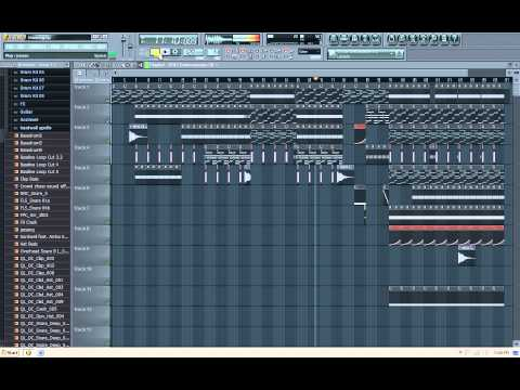 [FL Studio] Making Of Thinking About You By Calvin Harris (Instrumental) Flp