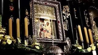 ポーランドの守護神ヤスナ・グラ修道院の「黒いマリア」