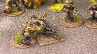 Projekt Update - Bolt Action Germans + Soviet - Warlord Games - Phantasos Studio