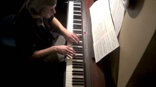 Joe Hisaishi MEDLEY for Piano Solo HD