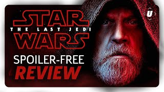 Star Wars: The Last Jedi Review (No Spoilers!) - Will The Past Finally Die?