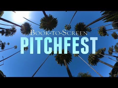 Book-to-Screen PitchFest Los Angeles 2018