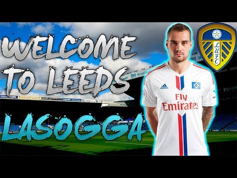 All You Need To Know About LUFC's Pierre-Michel Lasogga! + goal & assist Highlights!