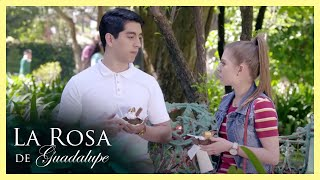 La Rosa de Guadalupe: Gus acepta salir con Lucía   La vida desde los ojos de Gus