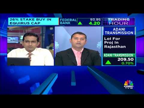 Ashwani Gujral's Views on Nifty 50, Nifty IT, Jaypee Group Stocks   Trading Hours   CNBC TV18