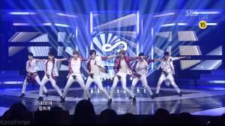 Infinite - The Chaser LIVE on 6/3/12 - Inkigayo