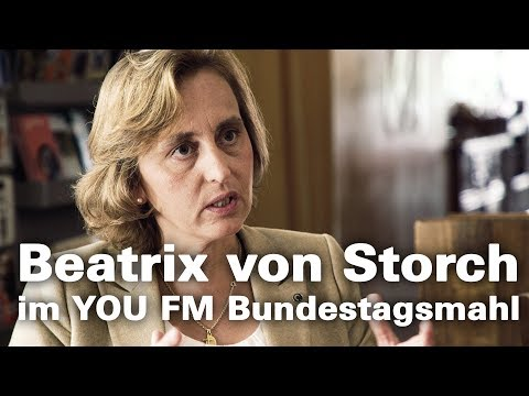 Beatrix von Storch | YOU FM Bundestagsmahl