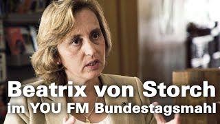 Beatrix von Storch | YOU FM Bundestagsmahl