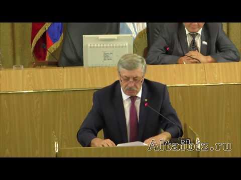 Михаил Терехов : Единая Россия : Республика Алтай