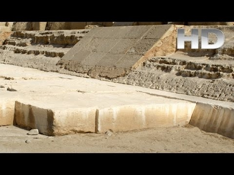 Ancient Building Techniques Concrete Use in Ancient Egypt [FULL DOCUMENTARY]