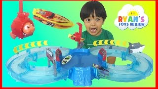 Zuru Micro Boats Racing Track Playset Toy for Kids thumbnail