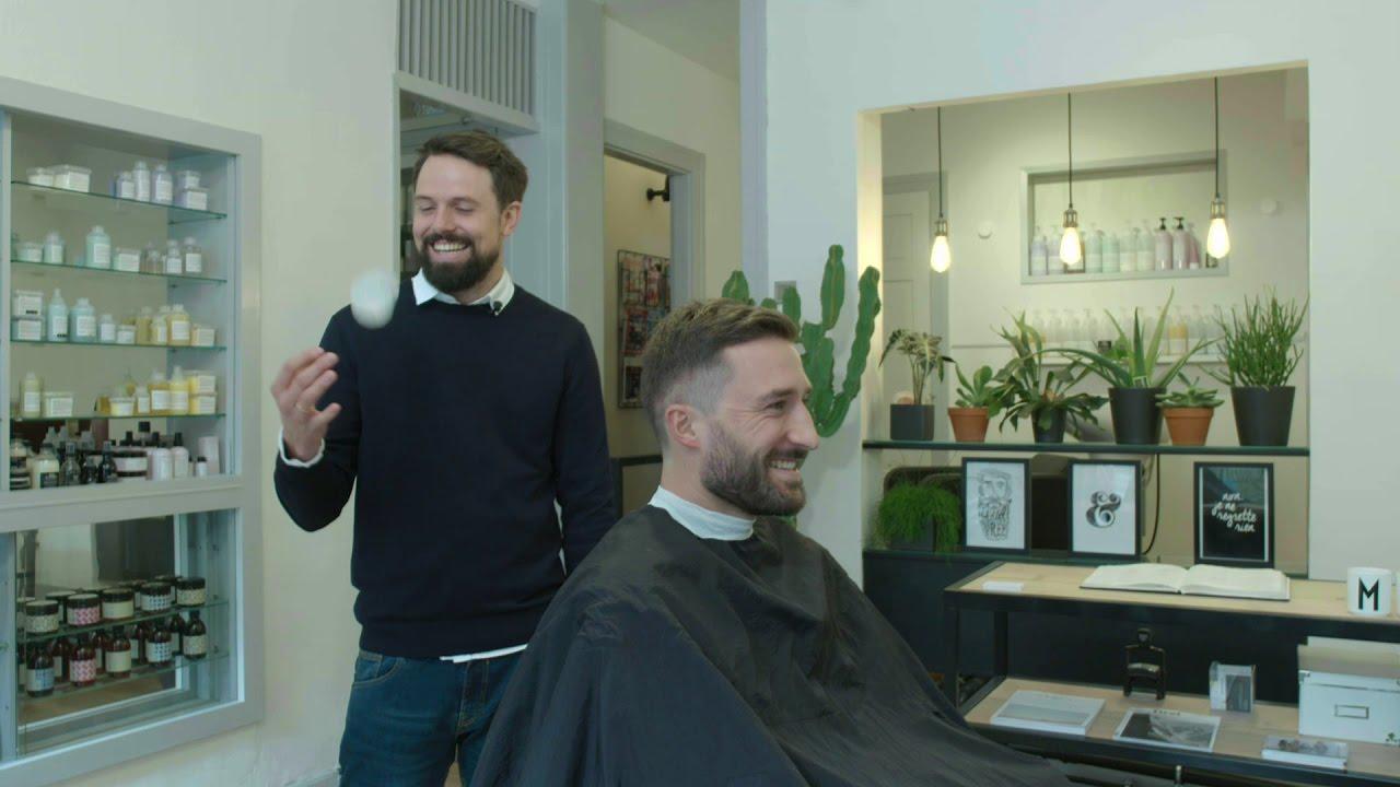 Soccer Hair Style Sergio Ramos