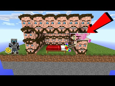 Minecraft: PEWDIEPIE LUCKY BLOCK BEDWARS! - Modded Mini-Game