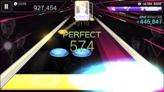 SUPERSTAR SMTOWN | EXO-K - Call Me Baby (Hard)