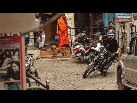 OPERATION ULTRA | Jackson 'Jacko' Strong Tears Through The Streets Of India