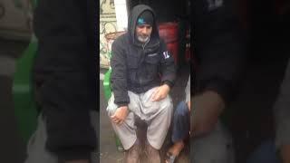 Gujranwala Sardi or barish