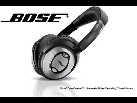 how to replace your bose qc2 headphone ear cushions youtube rh youtube com Bose QC15 Bose Noise Cancelling Headphones