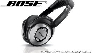 How To: Replace Your Bose QC2 Headphone Ear Cushions
