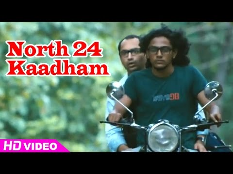 North 24 Kaatham Malayalam Movie | Scenes | Fahadh Faasil & Swathy Gets Help From Local Youth