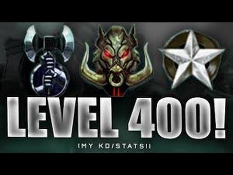 Bo3: Road to lvl 400 Live stream