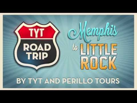 TYT Fan Road Trip - Memphis To Little Rock