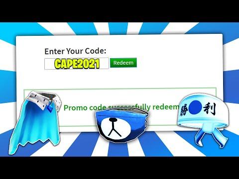 ALL Roblox Promo Codes on ROBLOX 2021!    Secret Roblox Promo Codes (2021)