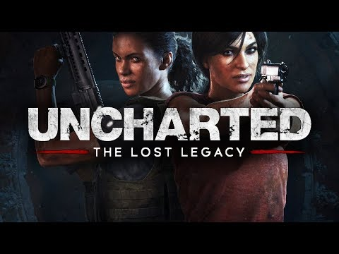 Das Vermächtnis Indiens 🎮 UNCHARTED: THE LOST LEGACY #001