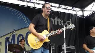 Albert Castiglia Loan Me A Dime 6 2 18 Western MD Blues Festival Hagerstown