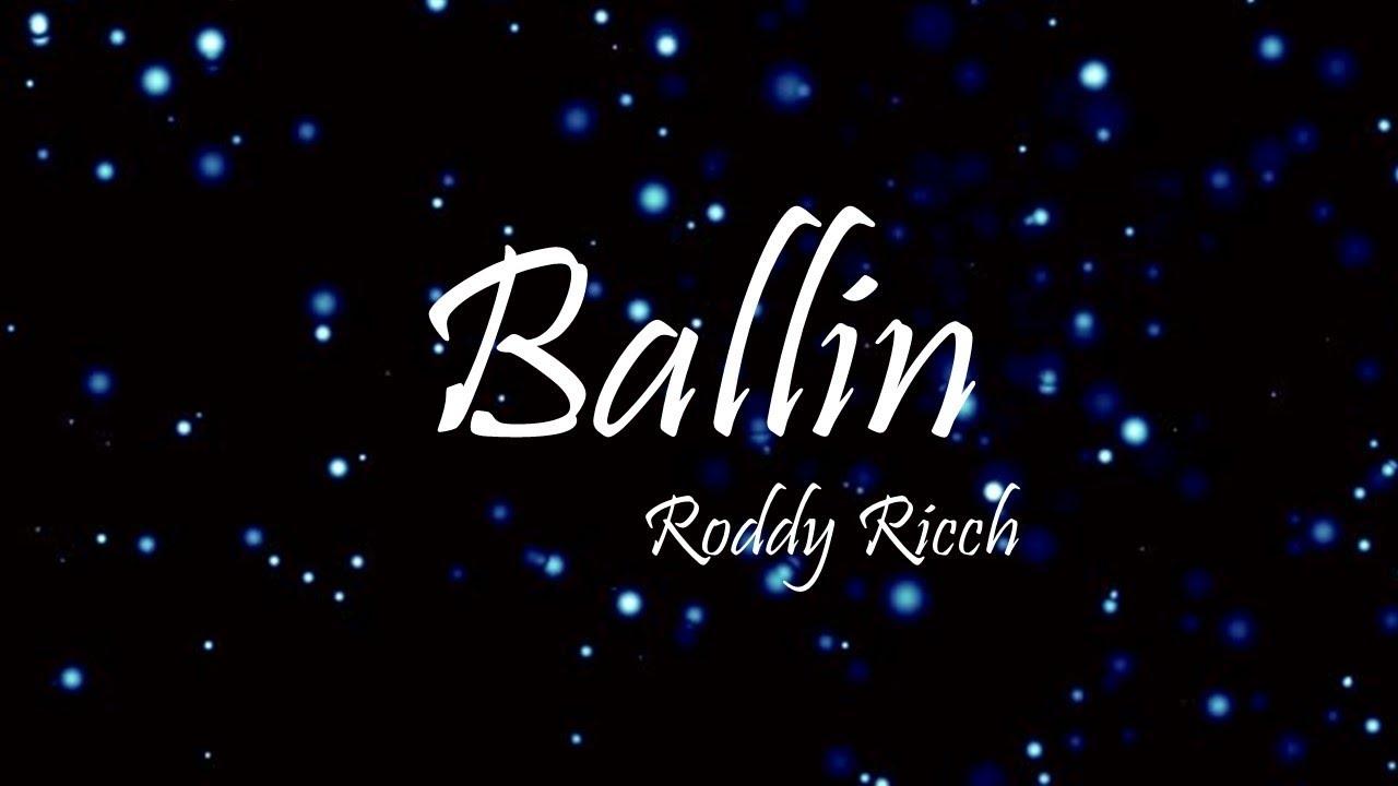 Mustard & Roddy Ricch - Ballin' (Lyrics)