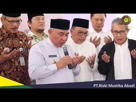 Peresmian Masjid Ilhami sawangan di Villa Rizki Ilhami 2 Sawangan