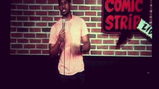 Andre D Thompson Stand Up