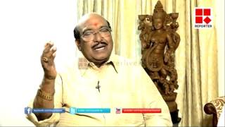 MV Nikesh Kumar interviews Vellappally Natesan - Close Encounter