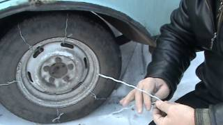 Автошины и гололёд.Цепи,шипы можно и без них.Недорого .(, 2012-12-14T15:10:43.000Z)