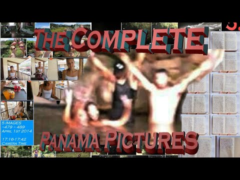 KRIS & LISANNE (2019): The Complete Panama Pictures