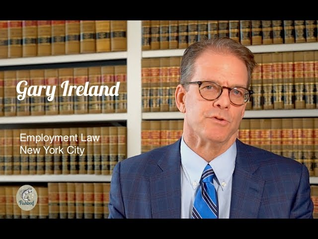 Gary Ireland - Employment Law - NYC