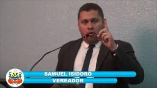 Samuel Isidoro Pronunciamento 10 02 2017