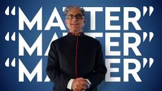 Matter is not made of matter #Metahuman