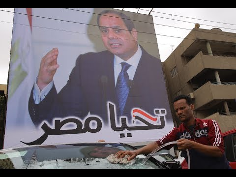 Global Journalist: Egypt's staged election