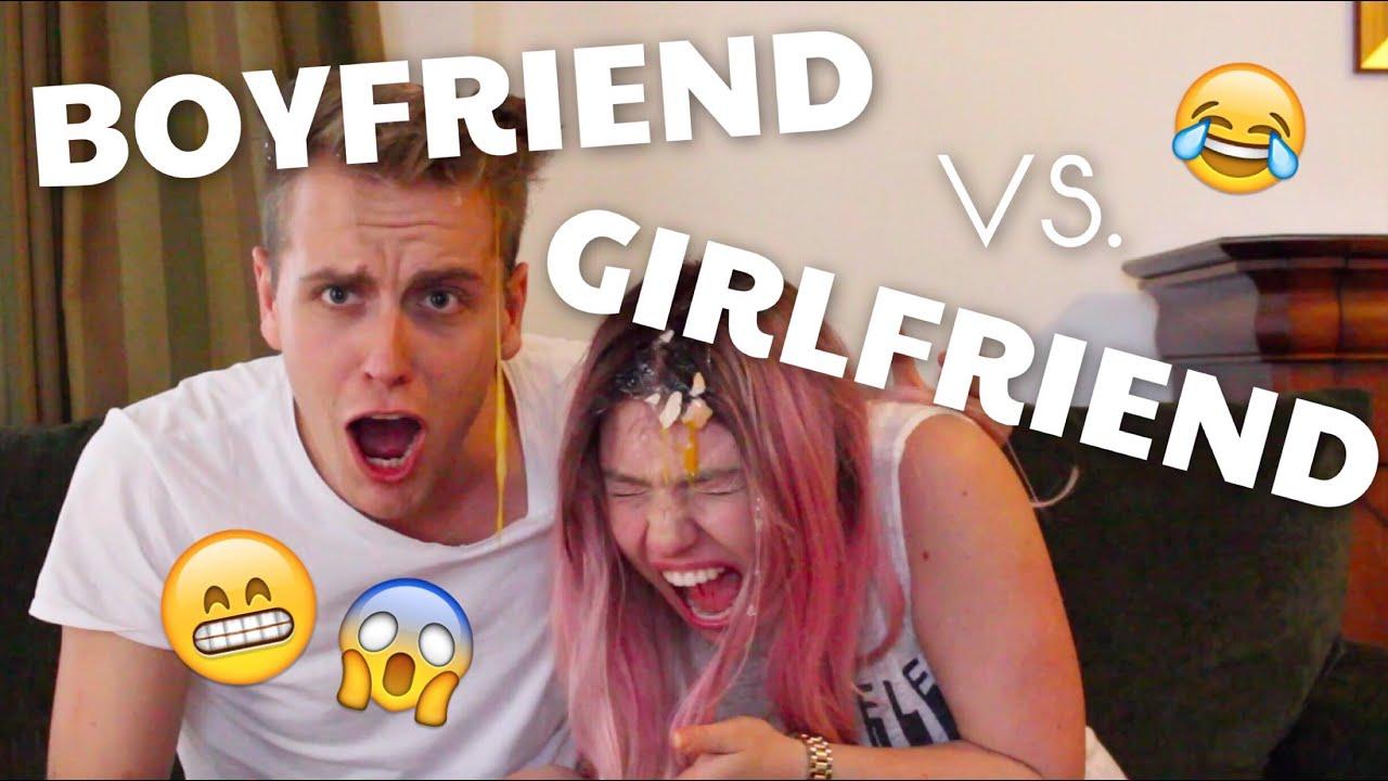 BOYFRIEND vs. GIRLFRIEND CHALLENGE EXTREME ♥