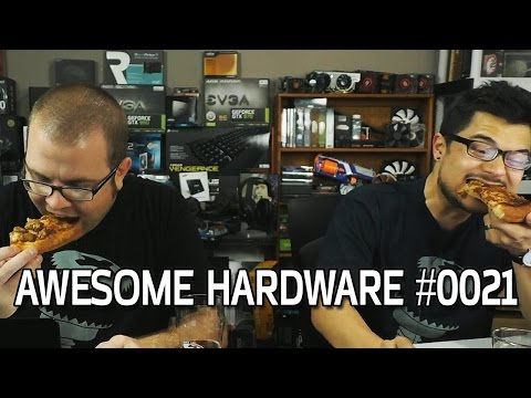 Awesome Hardware #0021B - Fury vs 980, HBM2, Man Conquers Pluto