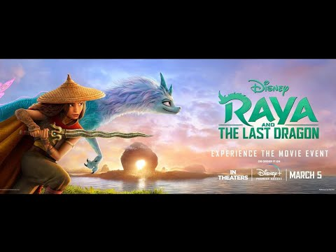 Raya and the Last Dragon (TV Spot)