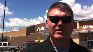 New Roads Wal-Mart Supercenter Opening
