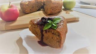 Рецепт. Яблочный пирог в мультиварке