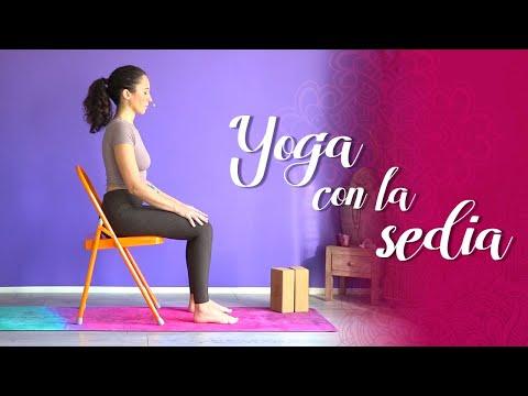 Yoga Per Tutti Sulla Sedia